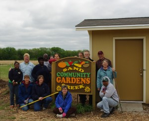 Sand Creek Community Gardens
