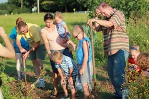 BCMC children's garden
